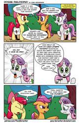 Design Philosophy by Pony-Berserker