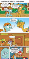 Friends With Benefits by Pony-Berserker