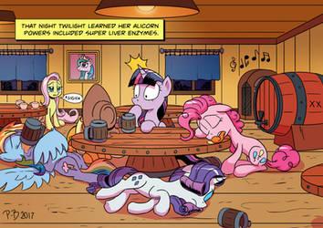 Love And Tolerance by Pony-Berserker