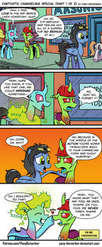 Fantastic Changeling Special (Part 1 of 2)