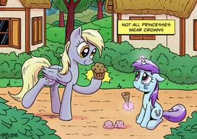 Not All of Them... by Pony-Berserker