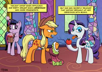 Degeneracy by Pony-Berserker