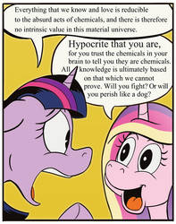 Hypocrite That You Are by Pony-Berserker
