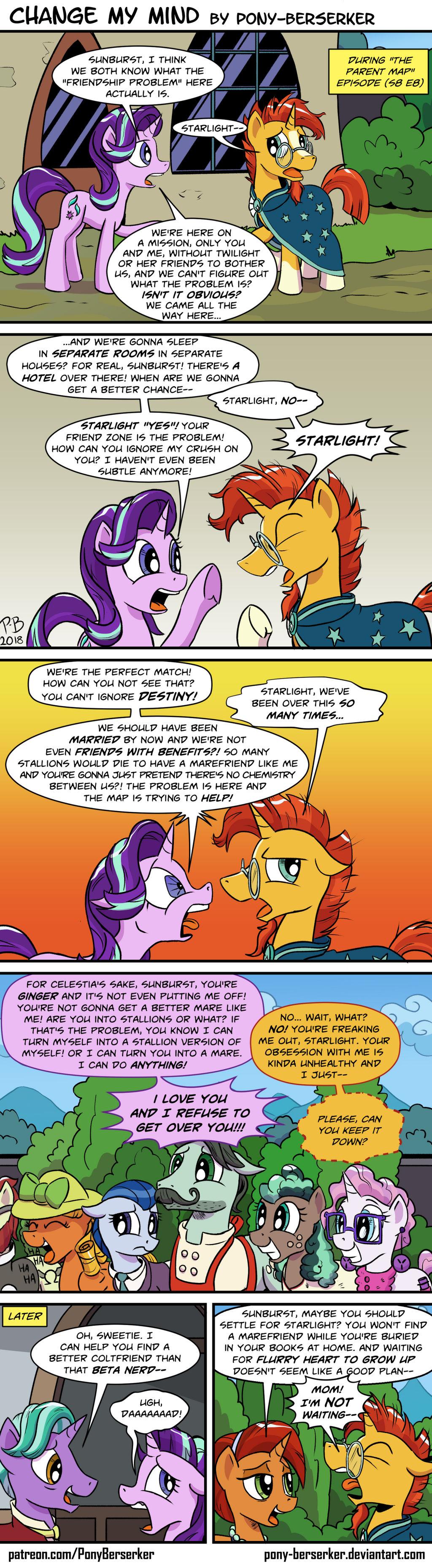 Change My Mind by Pony-Berserker