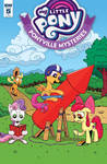 My Little Pony: Ponyville Mysteries #5 RI Cover