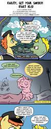 Rarity, Get Your Sword! (Part 10.5) by Pony-Berserker