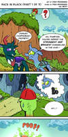 Back in Black (part 1 of 3) by Pony-Berserker