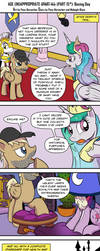 Age (In)appropriate (Part 15): Boxing Day by Pony-Berserker