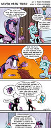 Never Been Tried by Pony-Berserker