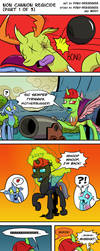 Non Cannon Regicide (Part 1 of 3) by Pony-Berserker