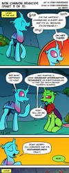 Non Cannon Regicide (Part 3 of 3) by Pony-Berserker