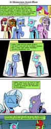 In Memoriam: Justin Blum by Pony-Berserker