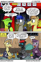 Museum of Griffons by Pony-Berserker