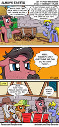 Always Faster by Pony-Berserker
