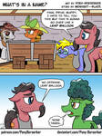 What's in a Name? by Pony-Berserker