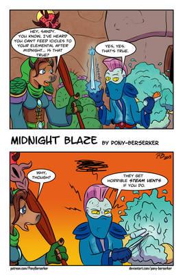 Midnight Blaze