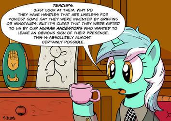 Teacup! by Pony-Berserker