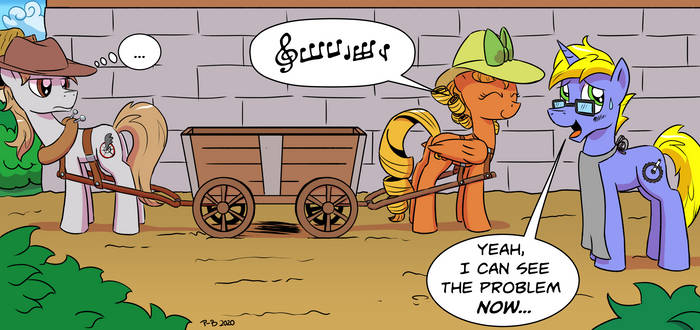 Can't Go Home This Way by Pony-Berserker
