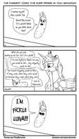 The Funniest Comic I've Ever Drawn