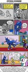 Hysterical Revisionism by Pony-Berserker