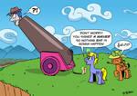 One Shot by Pony-Berserker