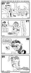 Random sketches 83, 87-89 by Pony-Berserker