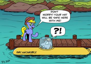 Unsinkable by Pony-Berserker