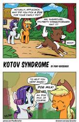 Kotov Syndrome by Pony-Berserker