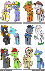 Compilation - 2021 DB Community Collab submissions by Pony-Berserker