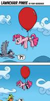 Lawnchair Pinkie