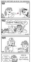 Random Sketches 161-164