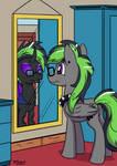Reflection-noitcelfeR by Pony-Berserker