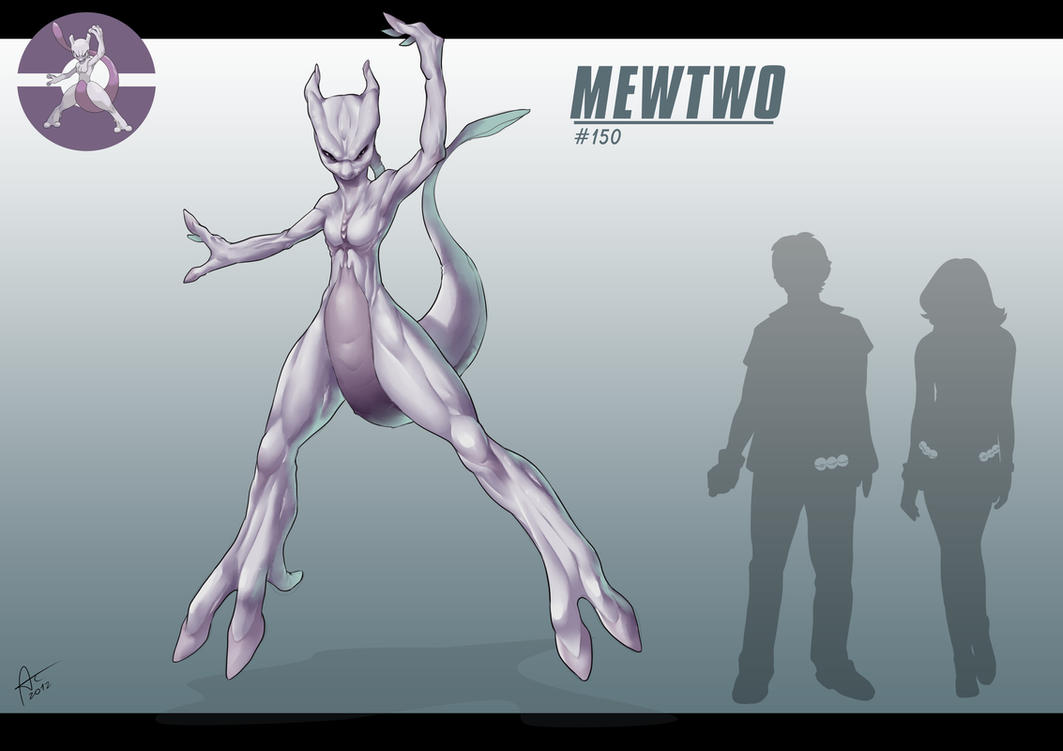 MeWTwo by alanscampos