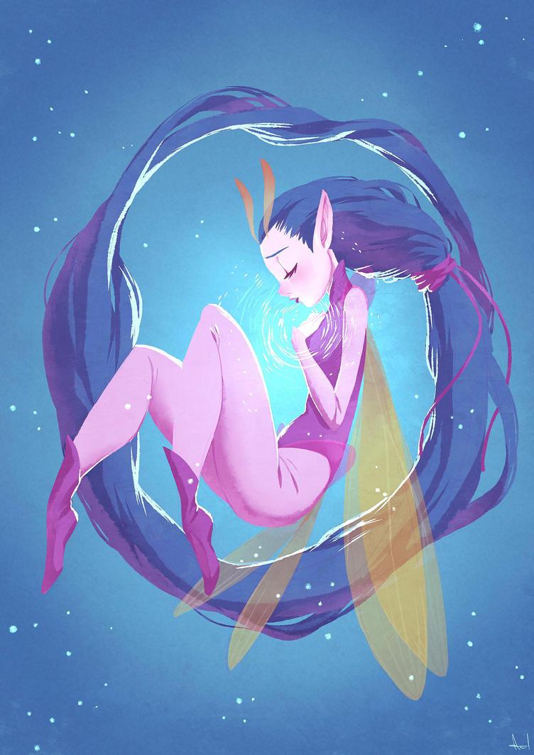 Heart Fairy by alanscampos