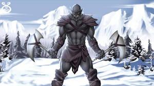Black Troll