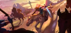 Zelda Breath of The Wild - Capture Link