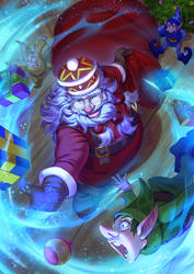 Santa Claus by alanscampos