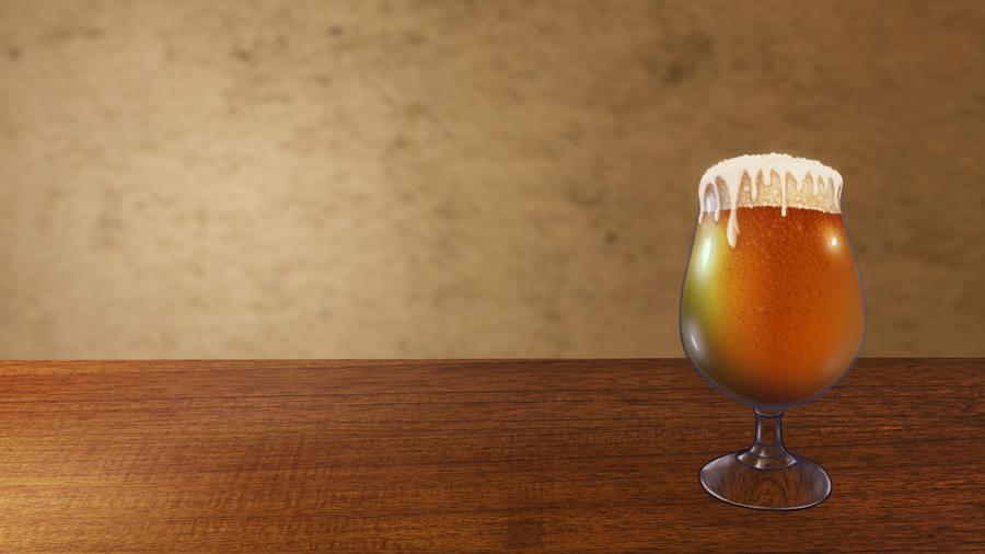 Beer WIP by IMForeman