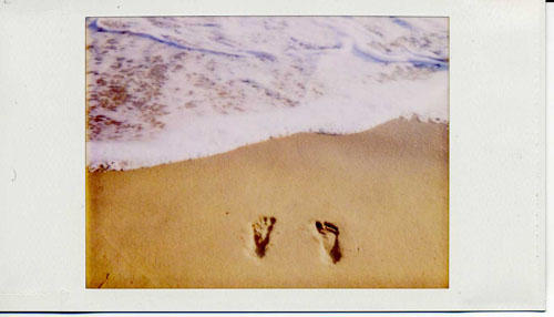 Footsteps. by jennacation