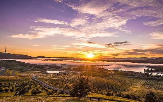 Canberra Sunrise
