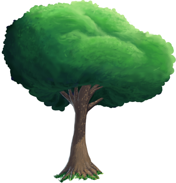 just a tree i was working on    by znake13 on deviantart