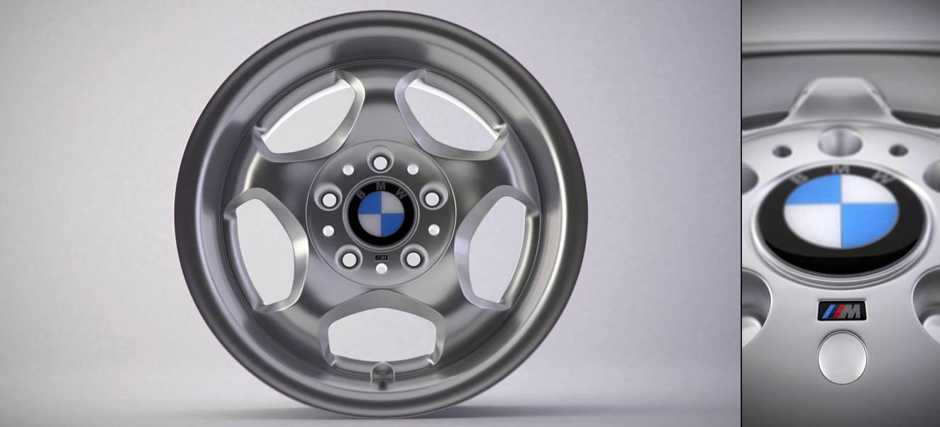 BMW M countors