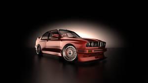 BMW e30 M3 Front