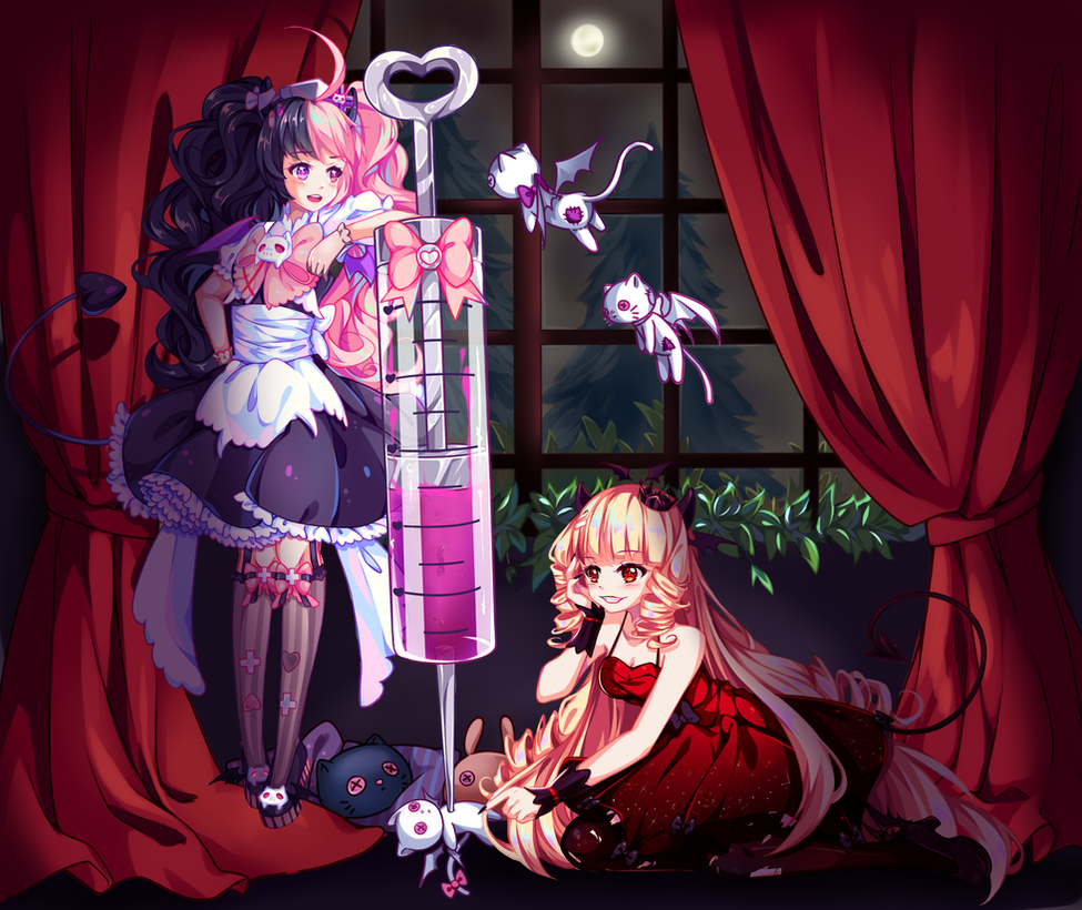 Nana Manga Host: [284] Nana And Kyuu By Luce1301 On DeviantArt