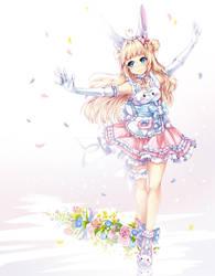 [330] Commission - Flower Trail