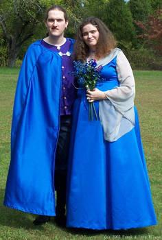 Fantasy Wedding Costumes
