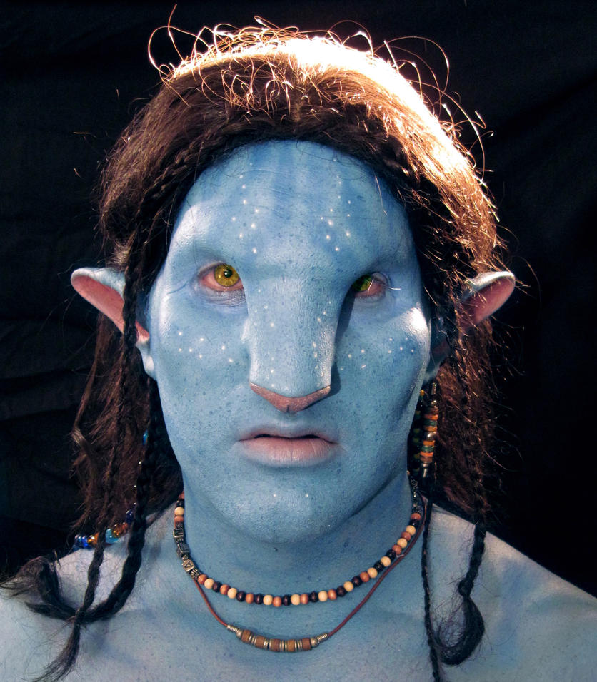 Navi Avatar: Avatar Na'vi Prosthetics By REELMAGIK On DeviantArt