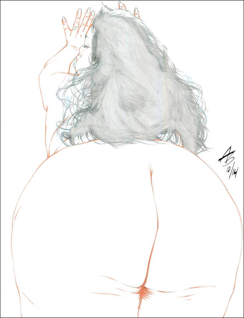 LUSCIOUS PLEASURES PENCIL by Artistik-Bootya