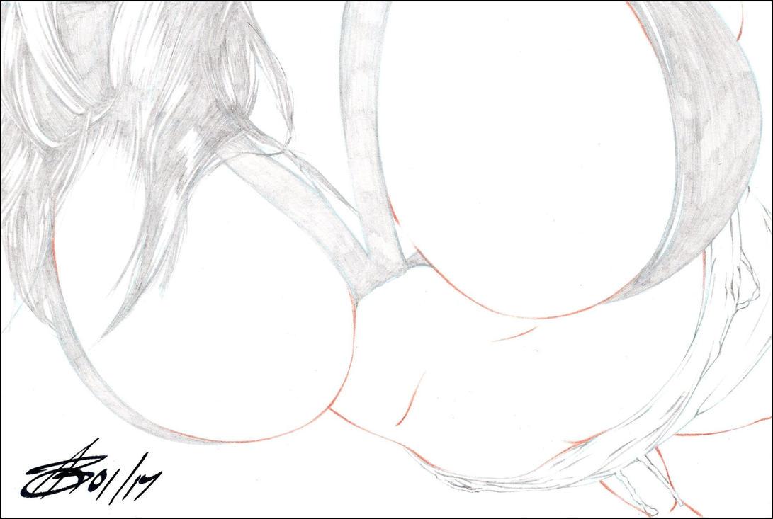 BIGBODYCHIC 3 PENCIL by Artistik-Bootya
