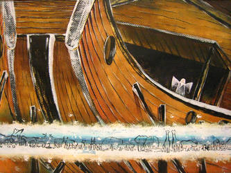 Noah's Ark by Ching13